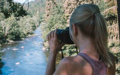Meine Fotoausrüstung auf Reisen und beim Wandern