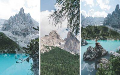 Wanderung zum Sorapis See: Traumtour Dolomiten