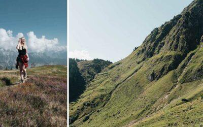 Leogang Saalfelden: Wanderung Saalachtaler Höhenweg West & Berg der Sinne