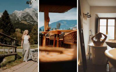 Salzburger Land: Die schönsten Design Hotels in Leogang – meine Favoriten